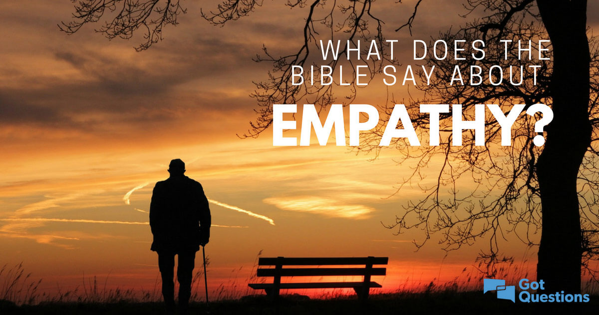 What does the bible say about empathy negle Choice Image