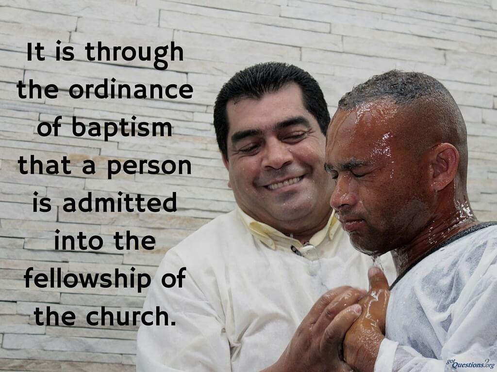 Gotquestions org baptism