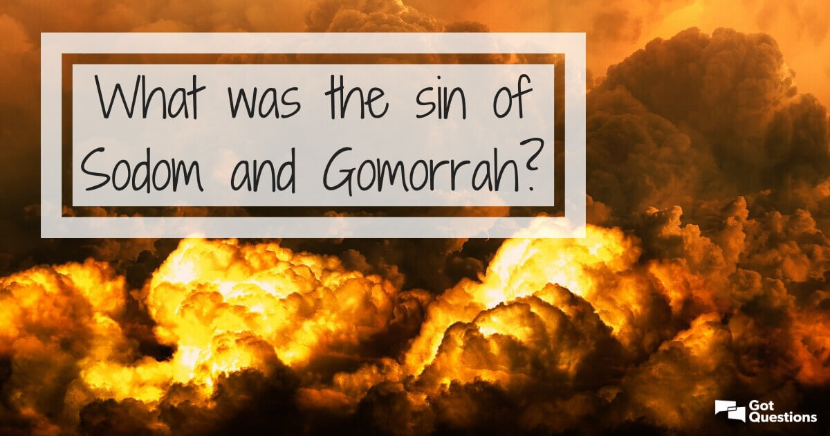 Did sodom and gomorrah practice homosexuality and christianity
