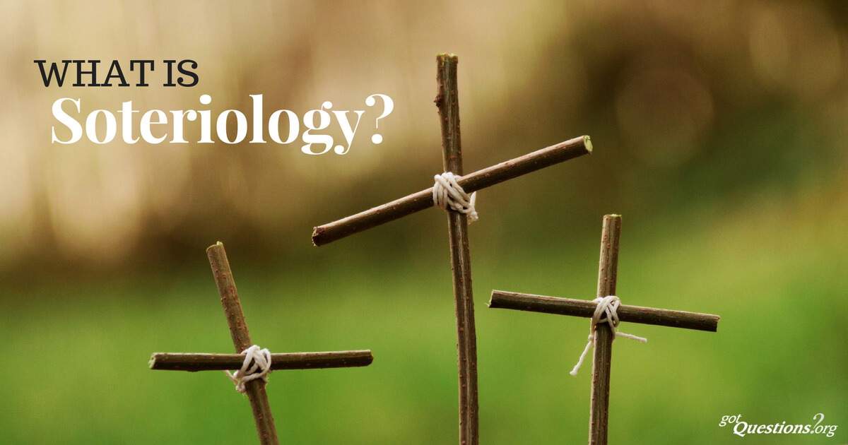 What is Soteriology?