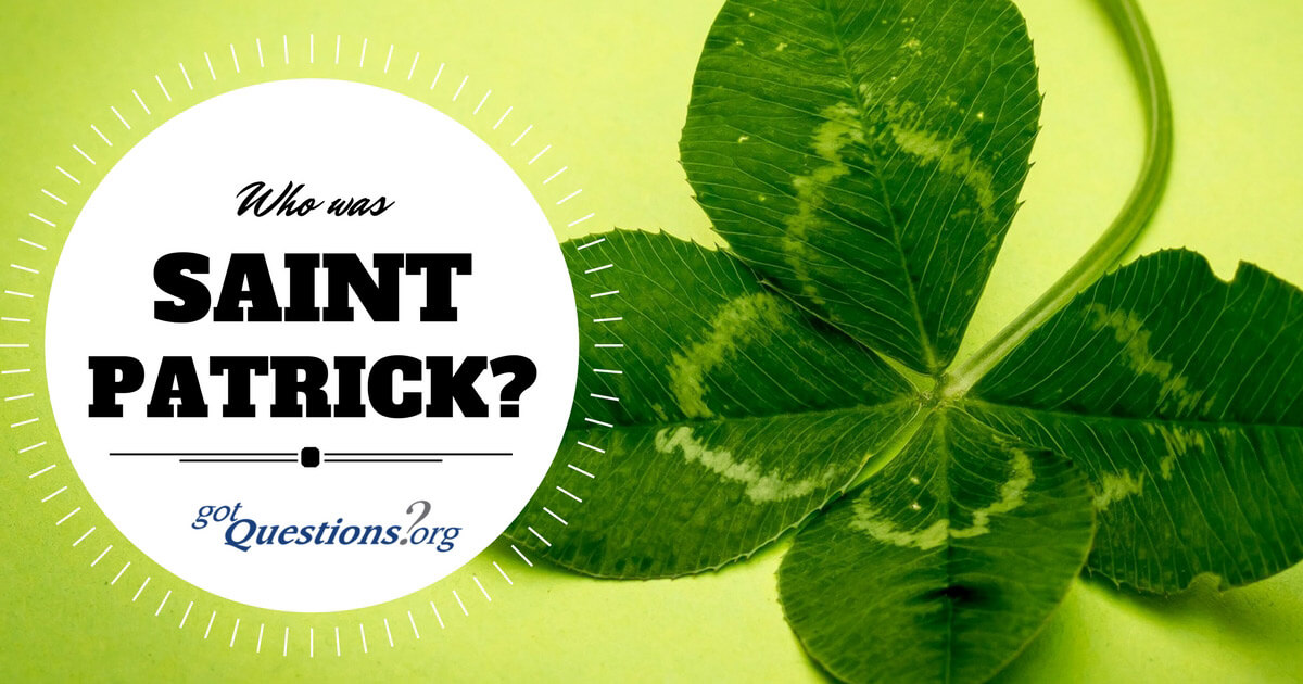 Who was Saint Patrick and why do we celebrate St. Patrick ...