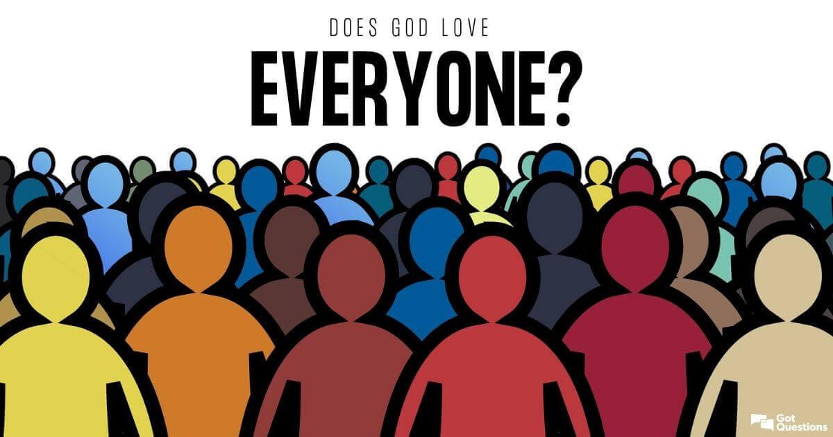 everyone god does gotquestions christians