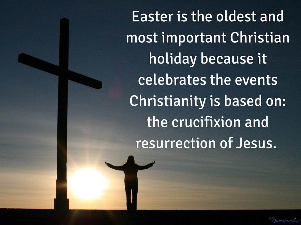 What are the origins of Easter? | GotQuestions.org