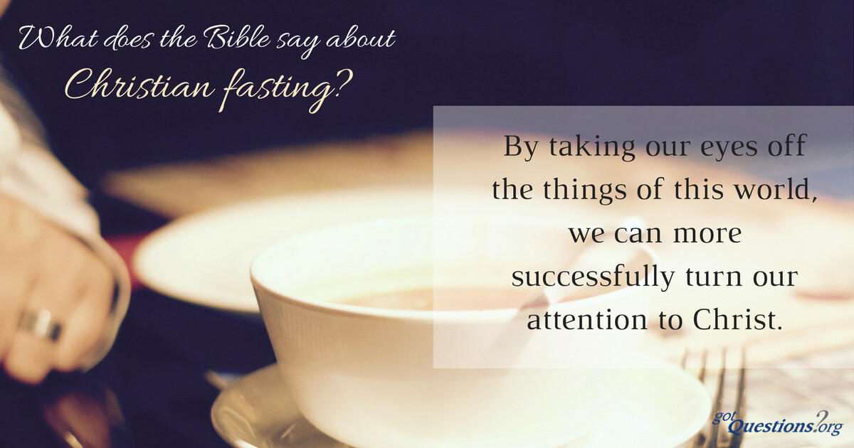 is fasting for christians As the us-north korea summit approaches on june 12, open doors is calling christians to 24 hours of prayer and fasting for the historic event.