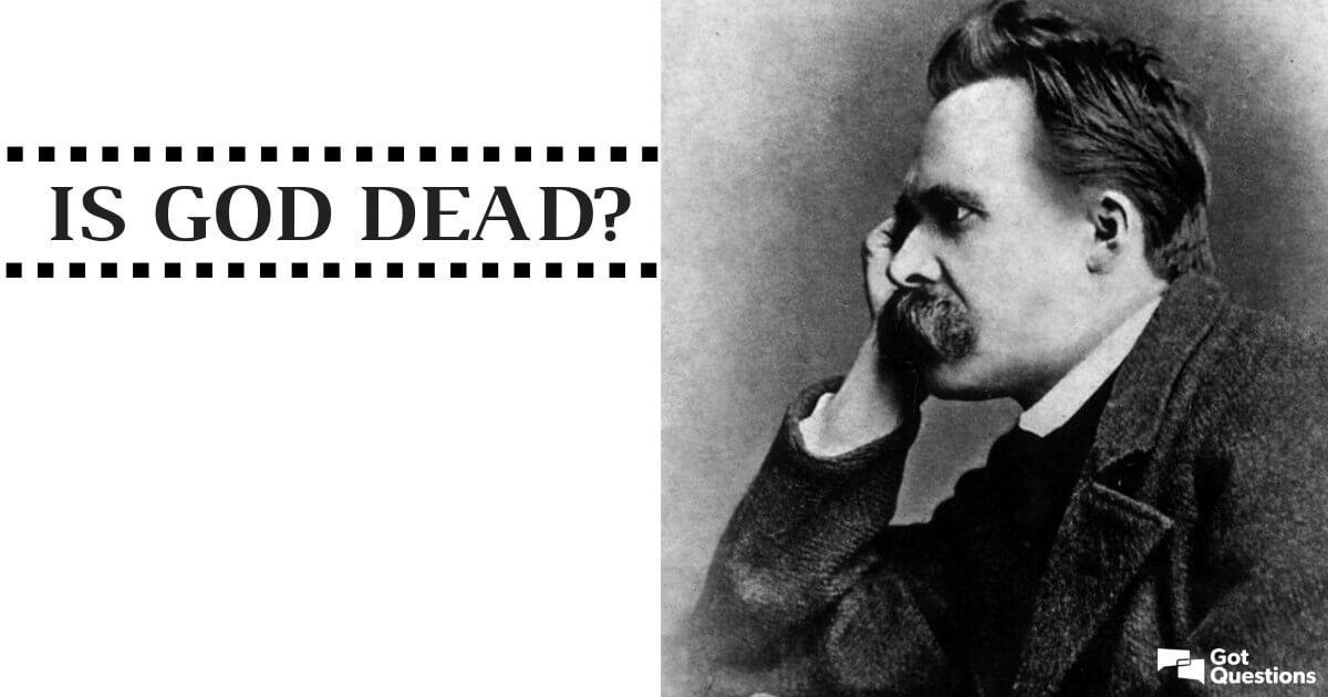 Nietzsche death of god essay