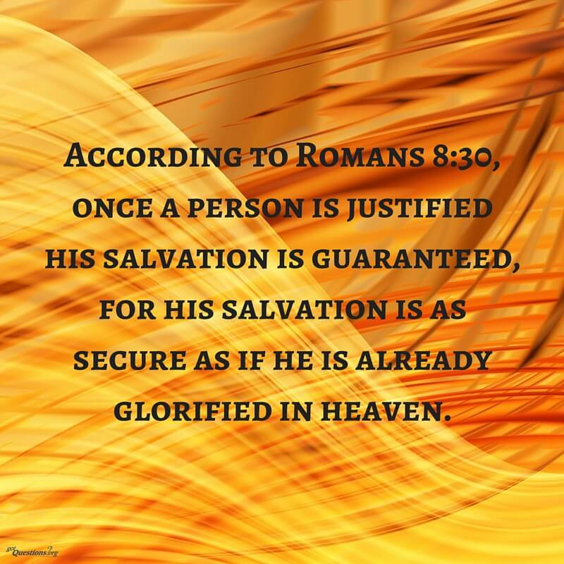 Is once saved, always saved biblical?   GotQuestions org