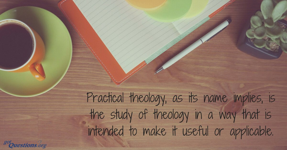 What is practical theology