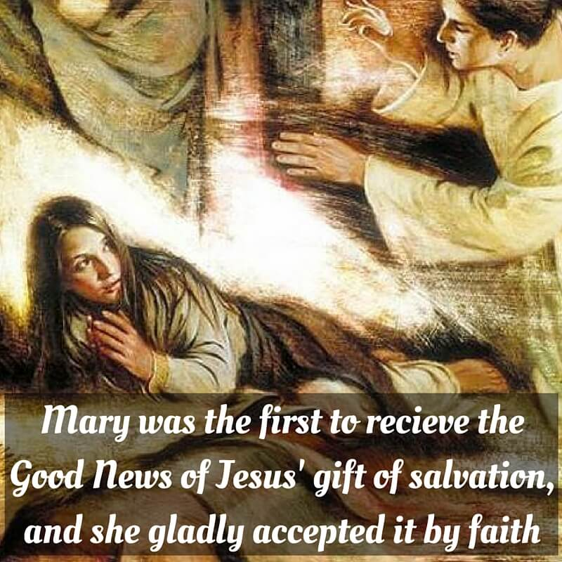 what is the annunciation