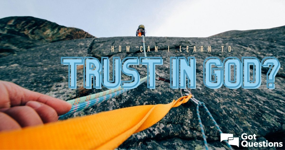 Image result for images trust god