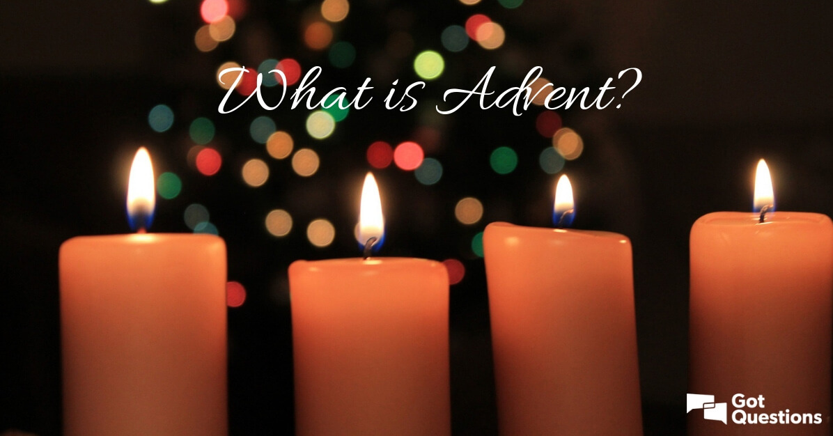 what is advent
