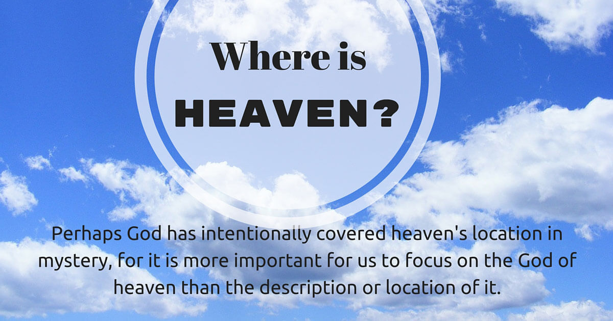 Image result for where is heaven located