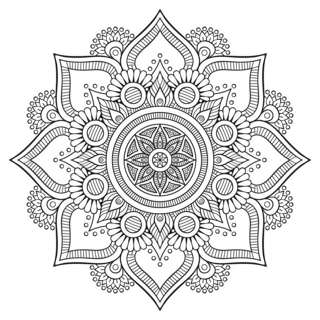 What Is A Mandala In Hinduism?