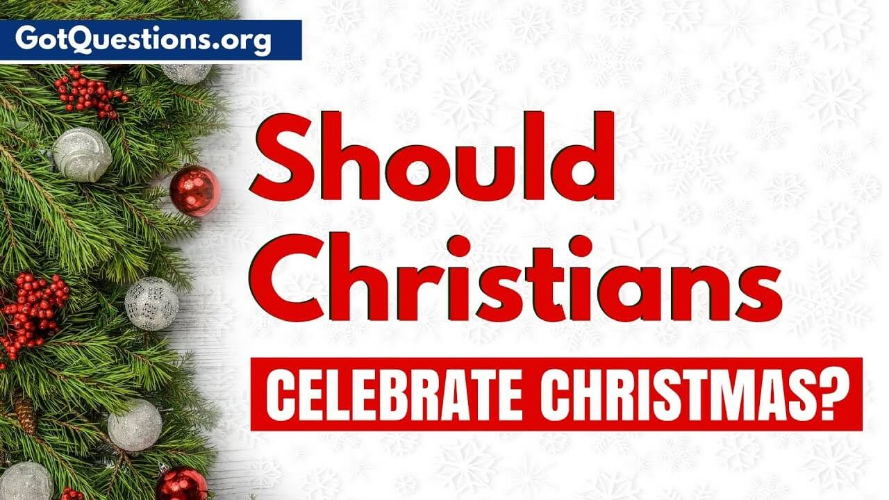 should christians celebrate christmas - Christian Christmas Decorations