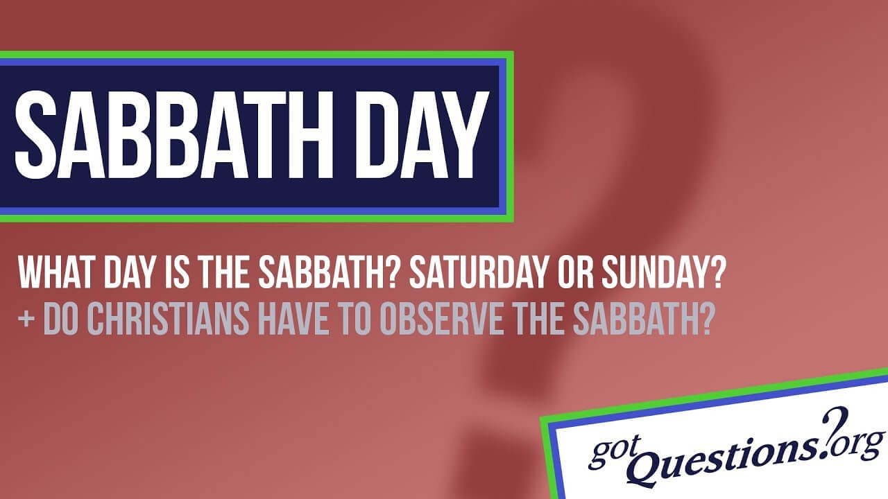 some keep the sabbath going to church meaning