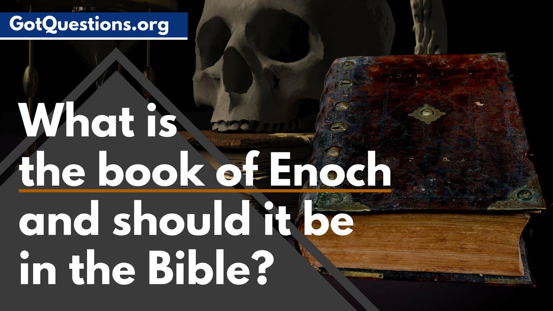 enoch in the bible kjv