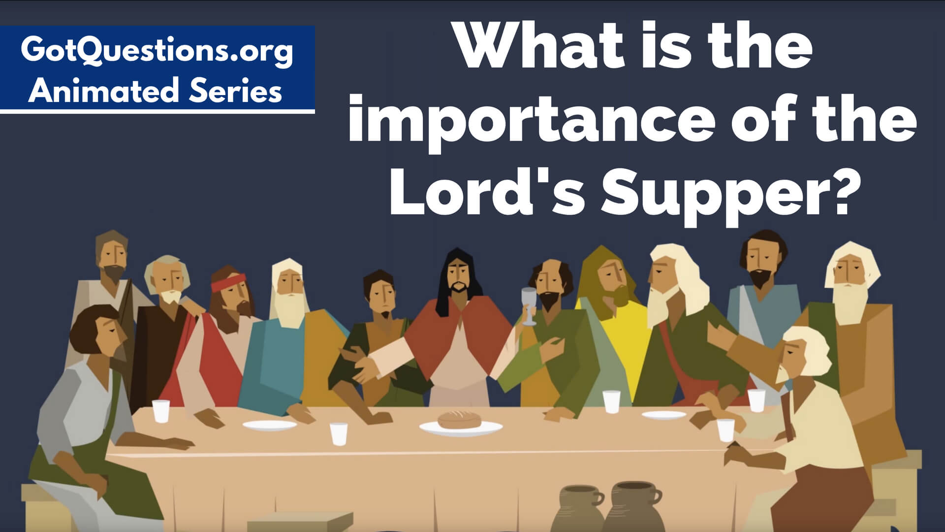 what is the importance of the lord's supper / christian communion?