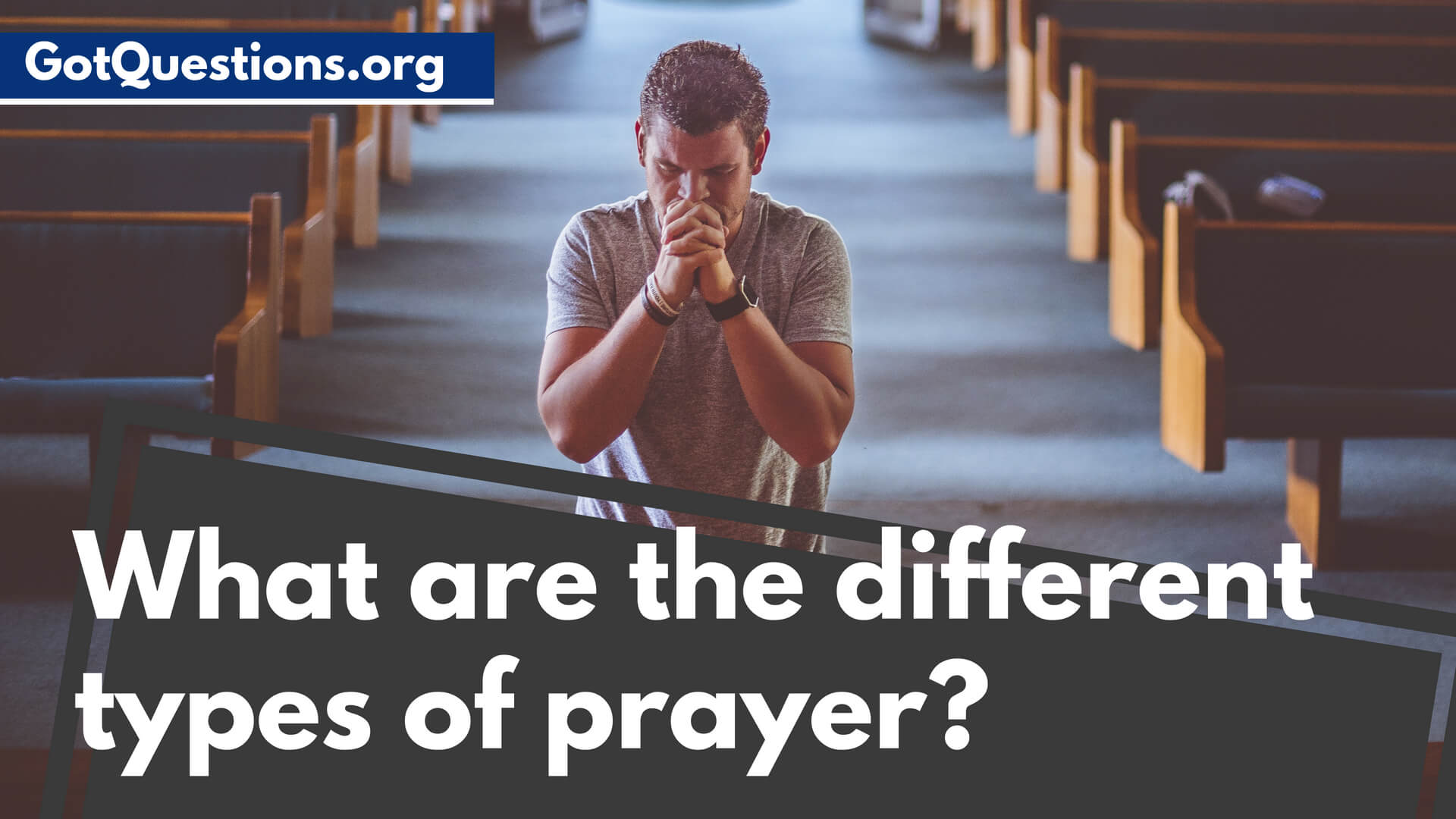 What Are The Different Types Of Prayer